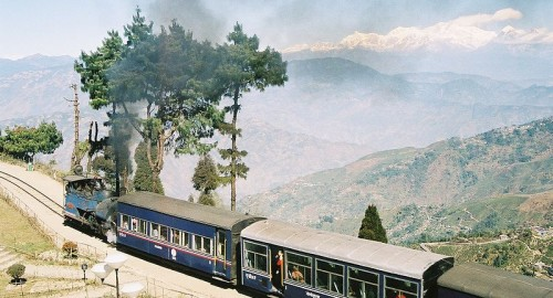 A fabulous Himalayan train ride in Darjeeling