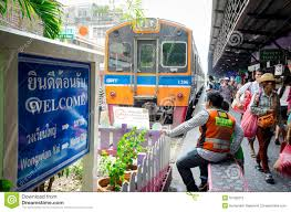 , The train to Nowhere – Bangkok