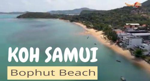 Koh Samui Thailand – Charming Bophut Beach