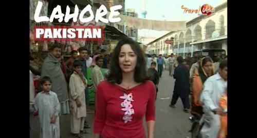 Lahore Pakistan –  Punjab's vibrant capital