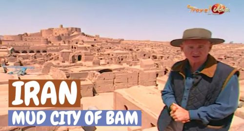 Iran – Amazing ancient mud city of Bam