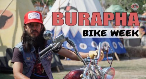 , Thailand's huge Burapha Bike Week