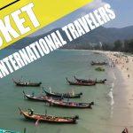 Phuket is opening